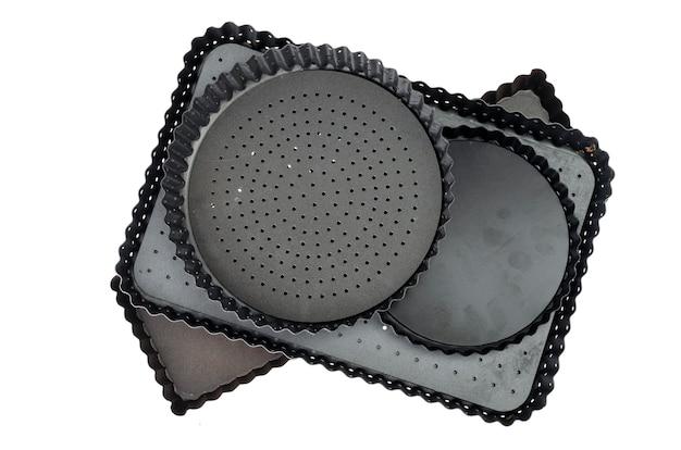 Plato para hornear de teflón aislado