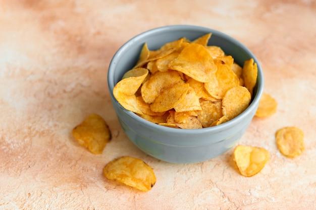 origen de las patatas fritas