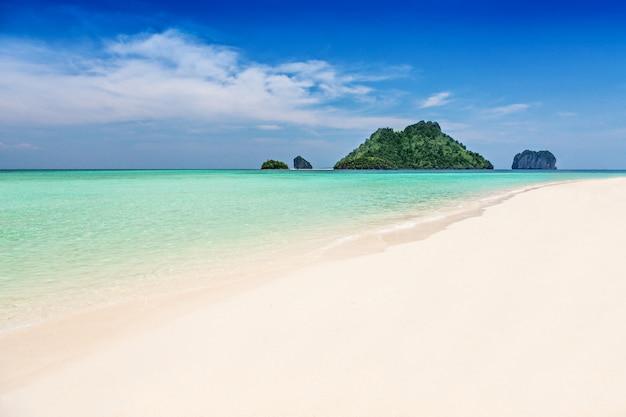 Playa de belleza