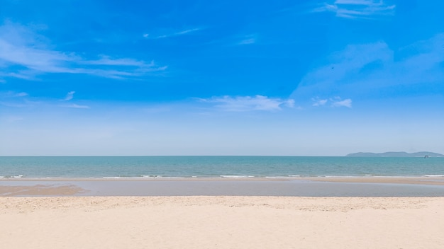 Playa de phuket en tailandia