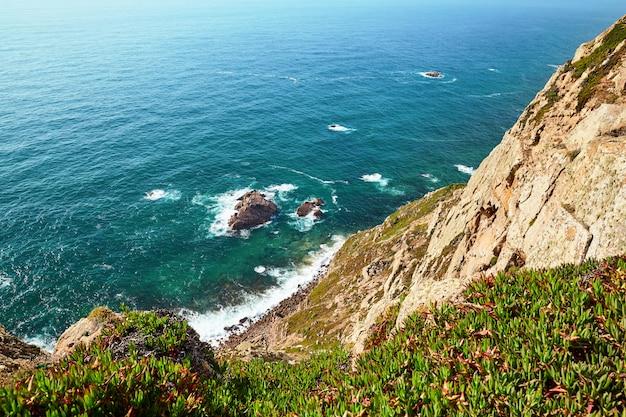 Playa ursa en portugal