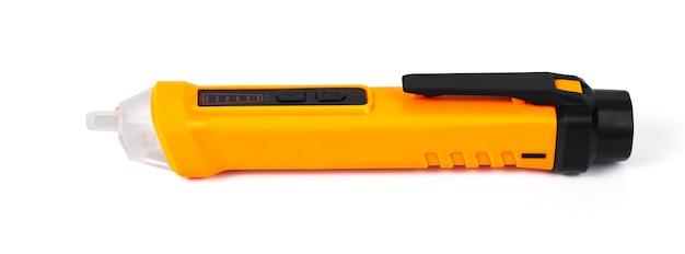 Pluma de alerta de voltios de rango de sensibilidad para protección eléctrica.