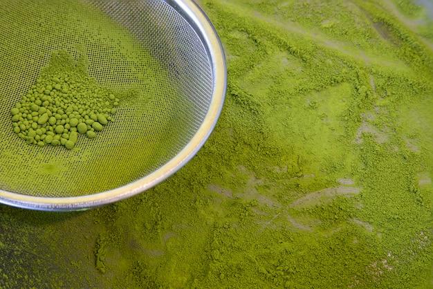 Poder del te verde