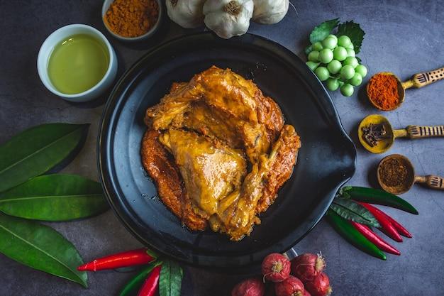 Pollo masala