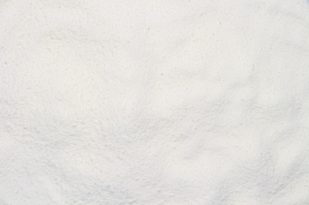 Polvo farmacéutico blanco. se puede usar como fondo o textura