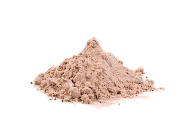 Polvo de proteína de cacao en suero aislado
