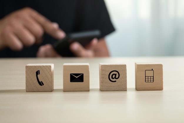 Póngase en contacto con nosotros (personas de la línea directa de atención al cliente conectar)
