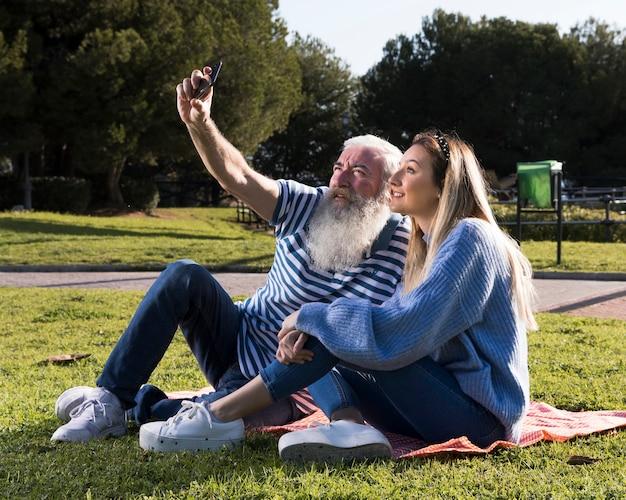 Posibilidad muy remota de padre e hija