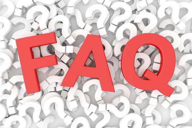 Preguntas frecuentes (faq).