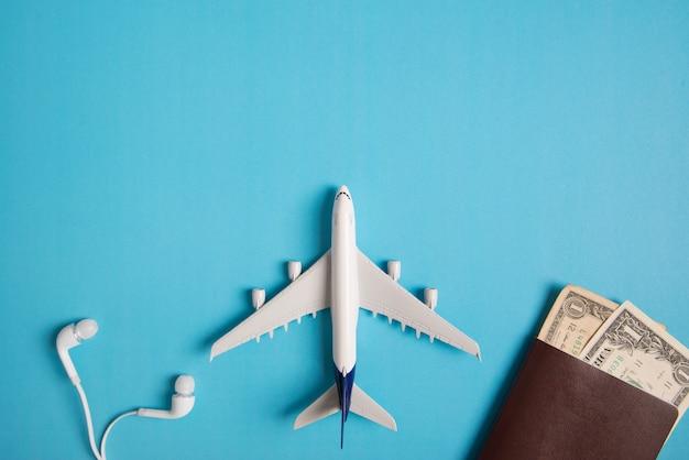 Preparación para el concepto de viaje