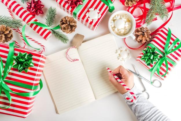 Preparacion para navidad