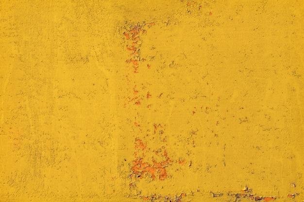 Primer agrietado viejo de la textura del fondo de la pintura oxidada