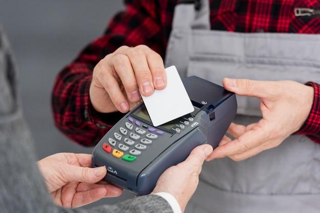 Primer pago por entrega