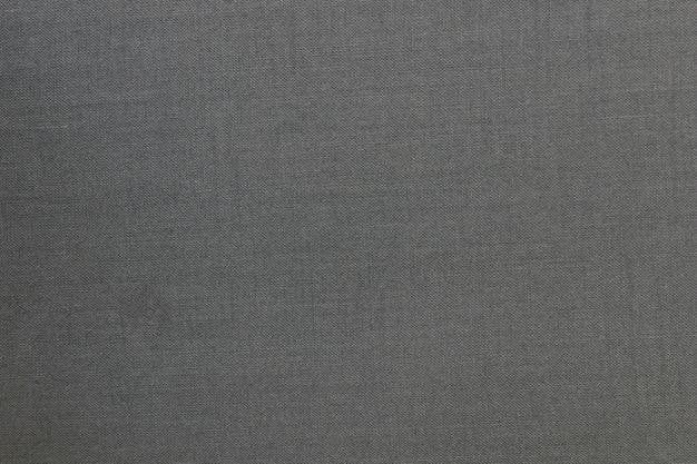 Primer plano de fondo gris textil