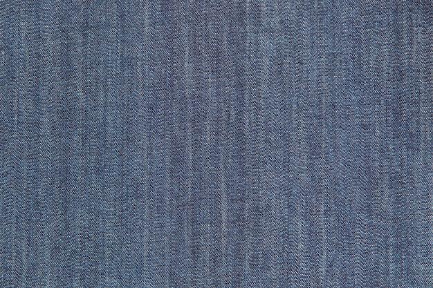 Primer plano de fondo de jeans azul oscuro