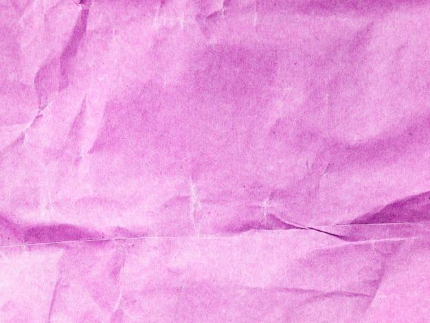 Primer plano de fondo de papel púrpura