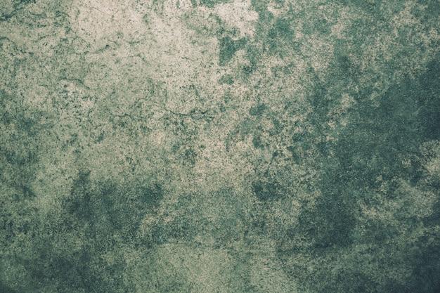 Primer plano de grunge verde áspero con textura de fondo, textura grunge