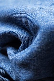 Primer plano de jeans