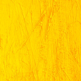 Primer plano de papel tapiz amarillo abstracto
