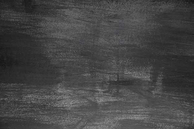 Primer plano de pared negra sucia