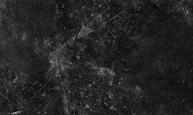 Primer plano de piedra negra grunge