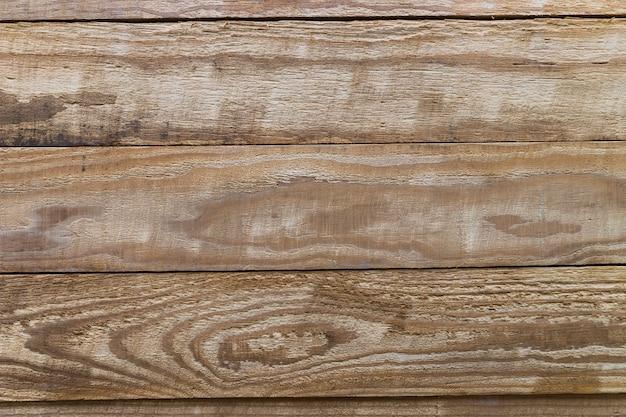 Primer plano de suelo de madera en bruto