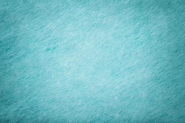 Primer plano de tela de gamuza mate azul claro