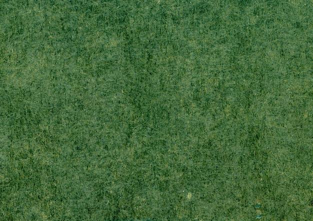 Primer plano de textura verde