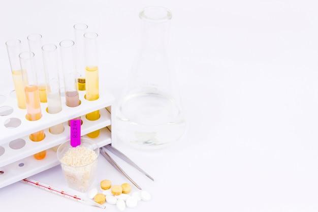Probar productos gmo