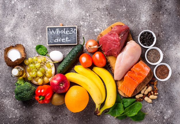 Producto para dieta completa