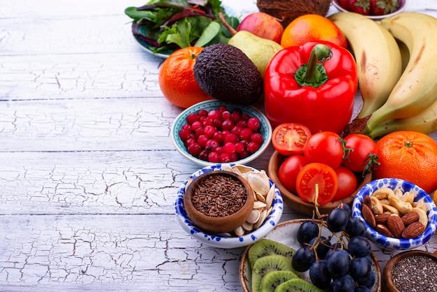 Producto saludable para dieta fruitaria
