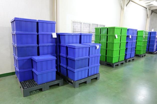 Productos de caja de plástico