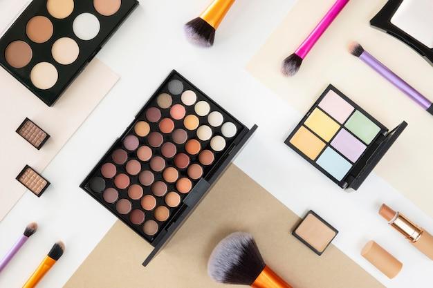 Productos cosméticos de belleza