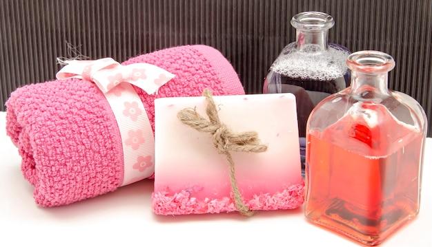Productos de higiene y belleza.