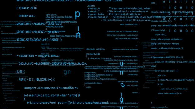 Programación y codificación visionarias del software del futuro