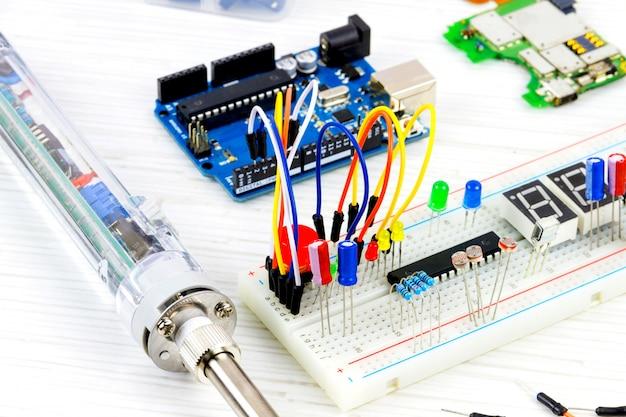 Programación informática microelectrónica