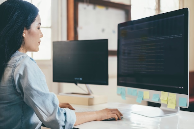 El programador es software de codificación y programación.