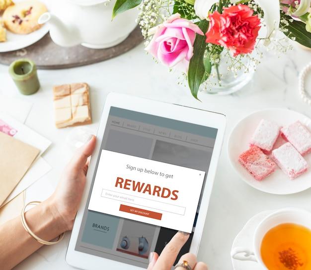 Promoción tarifa oferta venta oferta especial