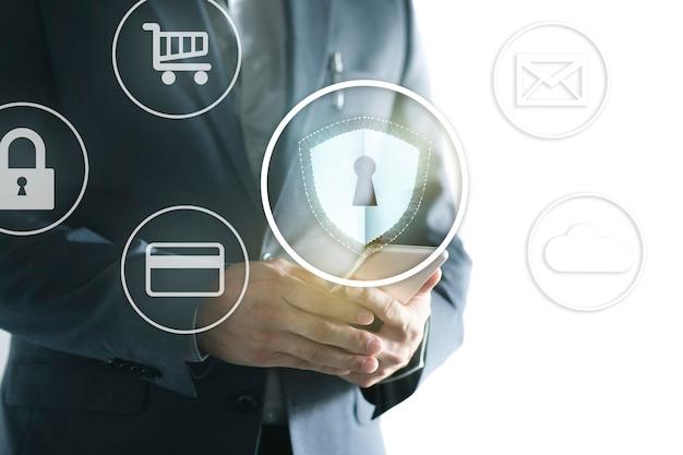Protección de datos y seguridad de la red.