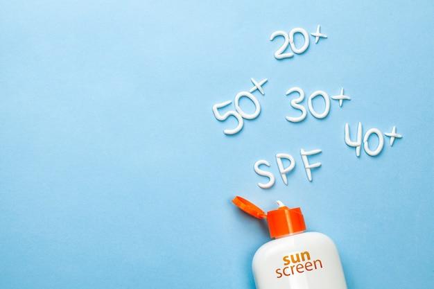Protector solar cómo elegir el grado de protección de spf para adultos y niños