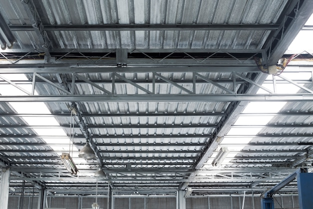 Proteger el sol de la parte superior del techo de la hoja para ahorrar calor