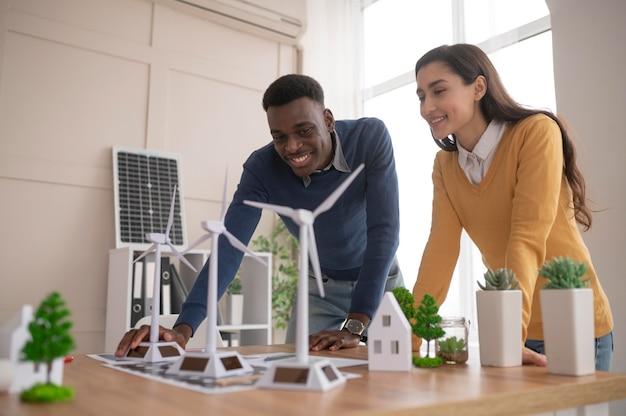 Proyecto de trabajo en equipo para el medio ambiente