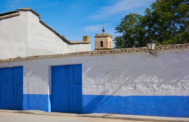 El pueblo de el toboso de don quijote dulcinea.