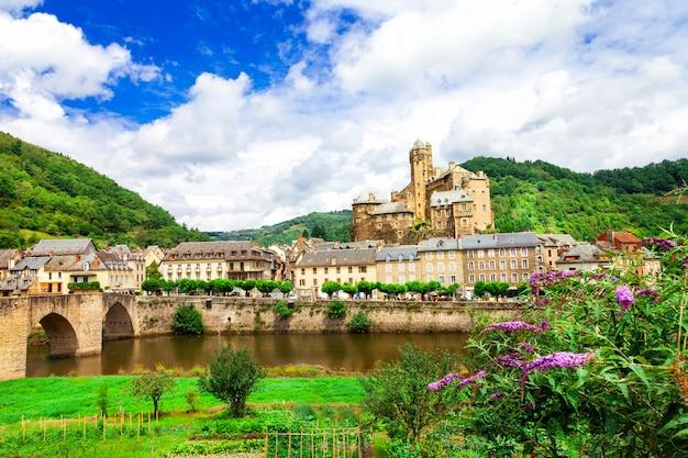 Uno de los pueblos más bellos de francia