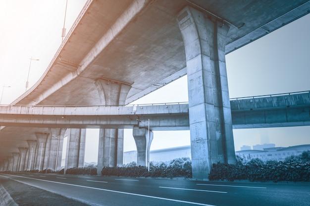 Puente de cemento