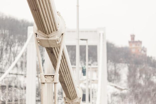 Puente de elizabeth en budapest