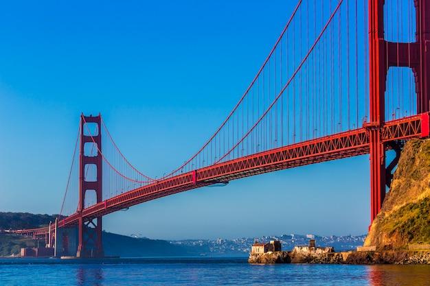 Puente golden gate de san francisco, california