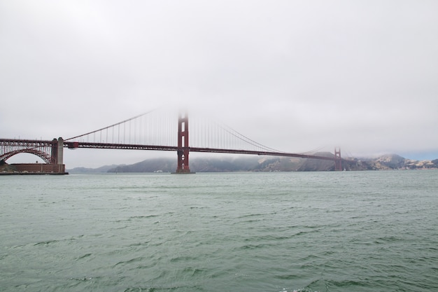 Puente golden gate en san francisco, ee.uu.