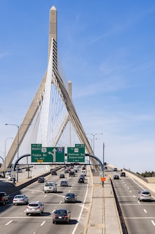 Puente zakim de boston