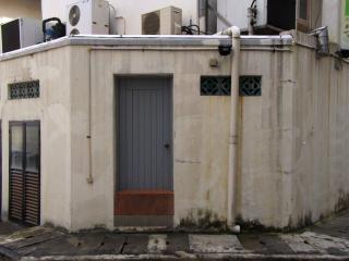 Puerta de la calleja, calle